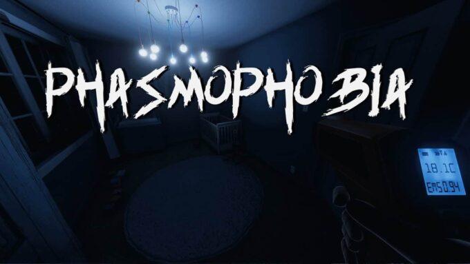 phasmophobia frases y comandos de voz