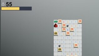 Adventure Minesweeper Special Level Map