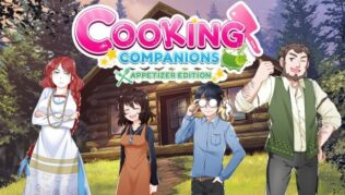 Cooking Companions: Appetizer Edition Walkthrough & Achievement Guide