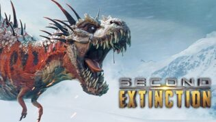 Second Extinction How To Kill A T-Rex (Solo)