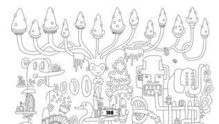100 Hidden Snails Расположение всех 100 улиток