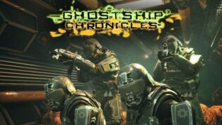 Ghostship Chronicles Marine Survival Guide