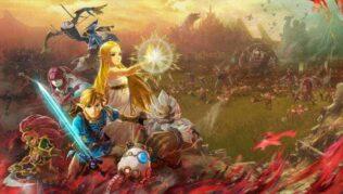 ¿Cuál es el nivel máximo en Hyrule Warriors: La Era del Cataclismo? 1