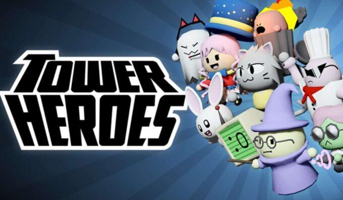 Roblox Tower Heroes - Lista de Códigos (Abril 2021)