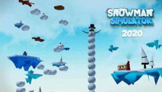 Roblox Snowman Simulator - Lista de Códigos (Abril 2021)