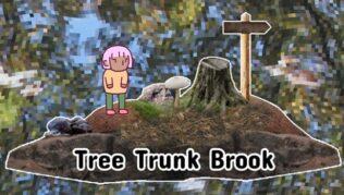 Tree Trunk Brook Todos os itens e locais de visão
