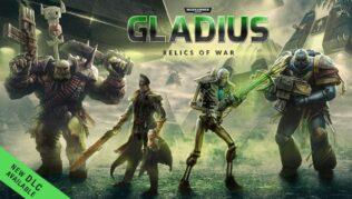 Warhammer 40,000: Gladius – Relics of War Assault Rush Space Marines Build