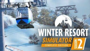 Winter Resort Simulator Temporada 2 - Transferir los archivos de juego de la temporada 1 1