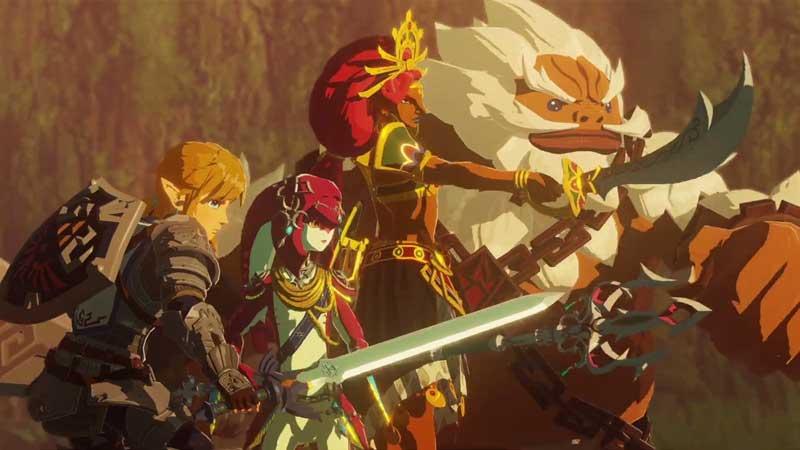 Hyrule Warriors Age Of Cataclysm Panduan Senjata Dan Segel Terbaik Guiasteam