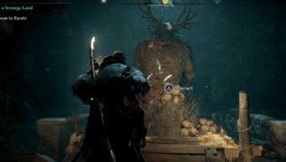 Cómo activar la estatua de las tres ranuras en Assassin's Creed Valhalla 5