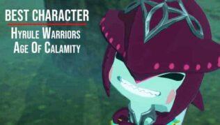 Hyrule Warriors Age of Calamity - Guía de los mejores personajes 1