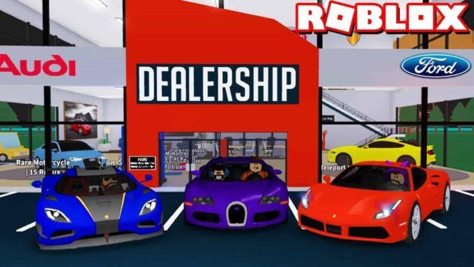 Roblox Car Dealership Tycoon Lista de Códigos (Julio 2021)