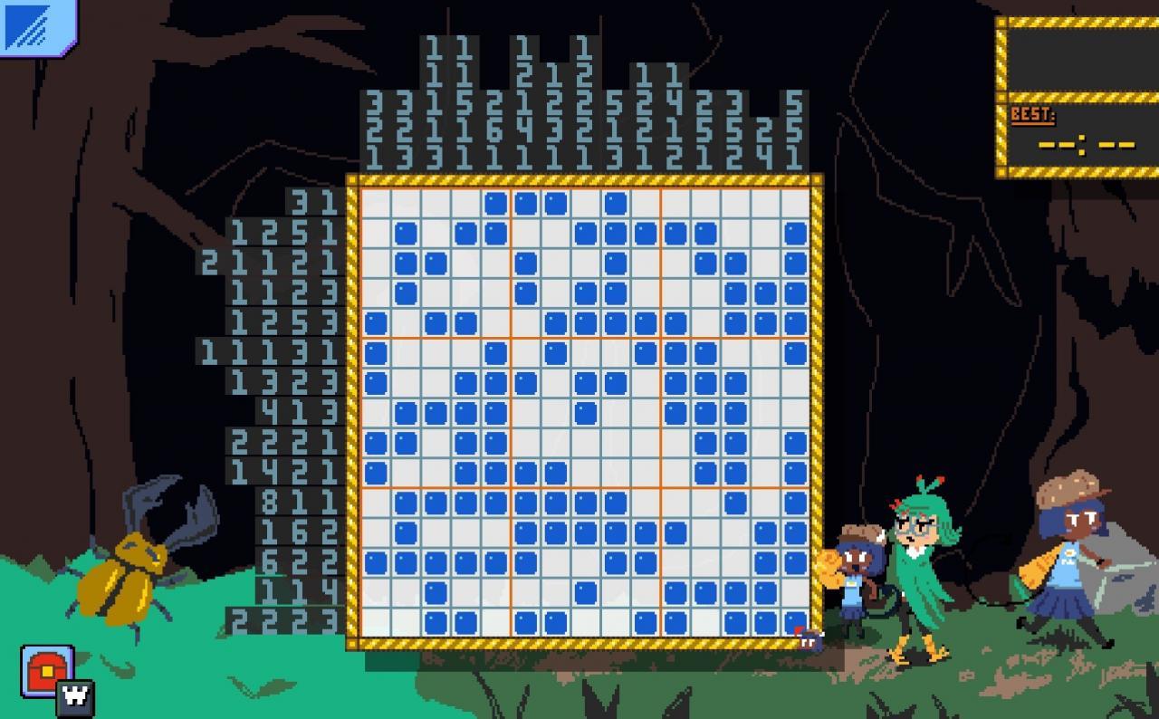 Khimera: Puzzle Island Guía de solución de los 100 niveles