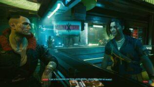 Dónde llevar a Jackie Cyberpunk 2077