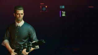 Cyberpunk 2077 Cómo abrir el inventario