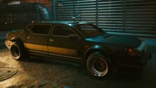 Cyberpunk 2077 Cómo conseguir coches