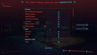 Cómo cambiar las asignaciones de teclas en Cyberpunk 2077