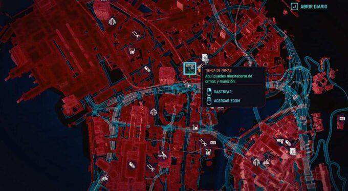 Cyberpunk 2077 Cómo conseguir la ametralladora ligera Defender Legendaria 1