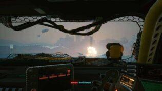 Cyberpunk 2077 Misión Tengo un pasajero: Objetivos, opciones, finales y más