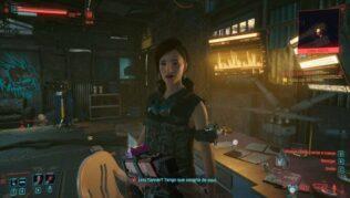 Cyberpunk 2077 Dónde encontrar a Iris Tanner en Encargo: Sin Fixers