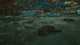 """Dónde encontrar el cuerpo de Dex y la pistola icónica """"Plan B"""" en Cyberpunk 2077"""
