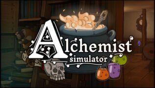 Alchemist Simulator Lista de elaboración de pociones
