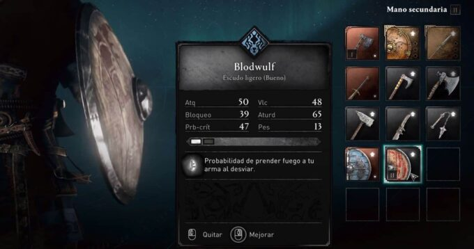 Assassin's Creed Valhalla blodwulf