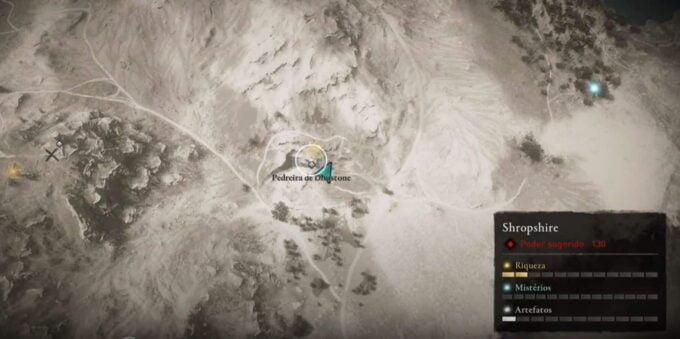 Assassin's Creed Valhalla escudo sarcofago localizacion