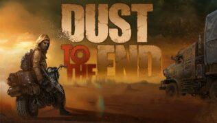 Dust to the End Guía de vehículos