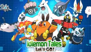Idlemon Tales - Lista de Códigos Septiembre 2021
