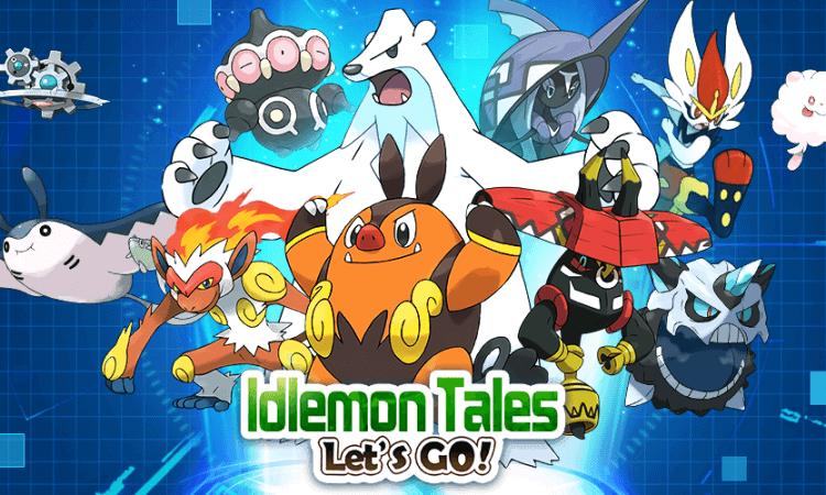 Idlemon Tales - Lista de Códigos Julio 2021