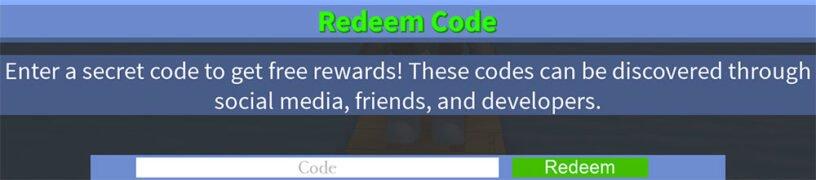 Roblox Build a Boat for Treasure Redeem Codes (diciembre de 2020)