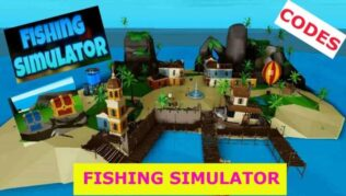 Roblox Fishing Simulator - Lista de Códigos (Abril 2021)