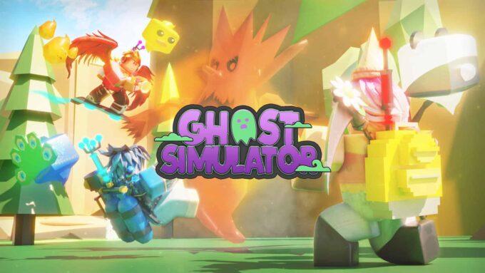 Roblox Ghost Simulator - Lista de Códigos (Abril 2021)