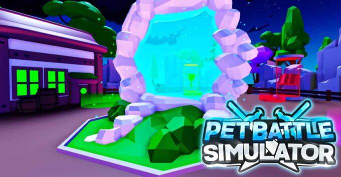 Roblox Pet Battle Simulator - Lista de Códigos (Octubre 2021)
