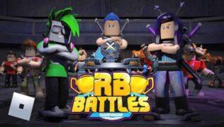 Roblox RB Battles - Lista de Códigos (Abril 2021)