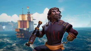 Sea of Thieves Cómo derrotar a la flota fantasma de Flameheart