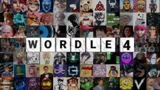 Wordle 4 – Guía de soluciones par Todas las palabras