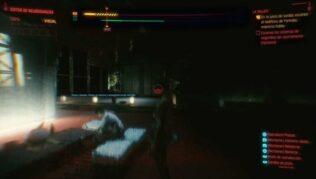 Cyberpunk 2077 - Cómo completar la misión de La Mujer (Información Neurodanza) 1