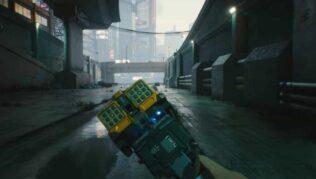 como conseguir y usar armas inteligentes en cyberpunk 2077