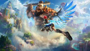 como mejorar armas, armaduras y cascos en inmortals fenyx rising