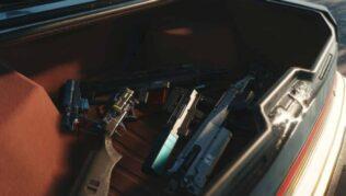 como mejorar tus armas y equipo en cyberpunk 2077