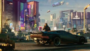 como solucionar la vision borrosa de cyberpunk 2077