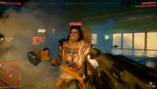 como utilizar armas contundentes no letales en cyberpunk 2077