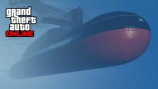 como utilizar el submarino para encontrar tesoros ocultos en GTA online