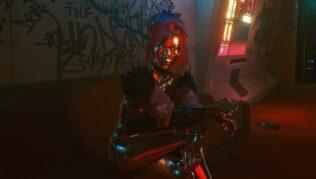 debes decirle la verdad o mentir a lizzy wizzy en la mision violencia de cyberpunk 2077