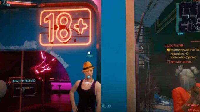 donde encontrar prostitutas en cyberpunk 2077