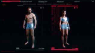 Cyberpunk 2077 - Guía Personalización del Personaje : Cómo cambiar de apariencia 1