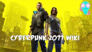 wiki cyberpunk 2077 en español
