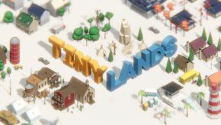 Tiny Lands Guía completa de recorrido y logros al 100%